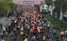 מרתון תל אביב צילום(רונן טופלברג)