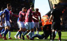 אלימות בכדורגל האנגלי צילום(Gettyimages)
