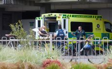 אמבולנס בניו זילנד צילום(AFP)