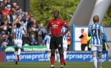 פול פוגבה מאוכזב צילום(AFP)
