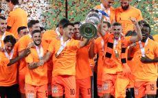 בני יהודה מחזיקת גביע המדינה 2019 צילום(דני מרון)
