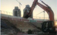אצטדיון וסרמיל צילום(חיים זלקאי)
