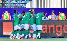 נבחרת מדגסקר צילום(GIUSEPPE CACACE/AFP/Getty Images)