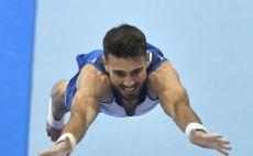 אנדריי מדבדב צילום(עמית שיסל, מינסק באדיבות הוועד האולימפי בישראל)