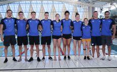 נבחרת ישראל בשחייה צילום(דני מרון)