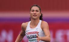 דיאנה ויסמן צילום(Oliver Hardt/Getty Images for European Athletics)