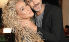 ג'ובאני רוסו עם אשתו מאיה צילום(רפי דלויה)