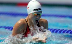אנסטסיה גורבנקו צילום(סימונה קסטרווילארי, באדיבות איגוד השחייה בישראל)