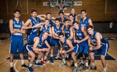 נבחרת הנוער בכדורסל צילום(איגוד הכדורסל)