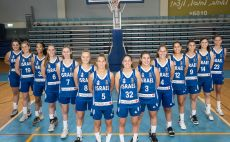 נבחרת העתודה נשים צילום(עודד קרני, איגוד הכדורסל)