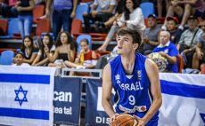 טל אור פלד צילום(FIBA)