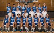 נבחרת הקדטים צילום(איגוד הכדורסל)