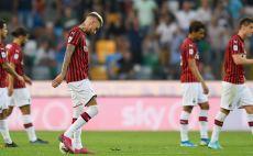 שחקני מילאן מאוכזבים צילום(Alessandro Sabattini/Getty Images)