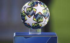 כדור ליגת האלופות צילום(JOSEP LAGO/AFP via Getty Images)