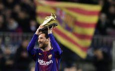 ליאו מסי צילום(JAVIER SORIANO/AFP/Getty Images)