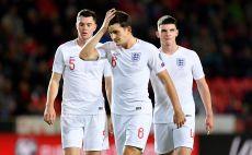 שחקני נבחרת אנגליה צילום(Justin Setterfield/Getty Images)