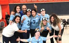 נבחרת ישראל בכדורשער צילום(שרי בן דוד)