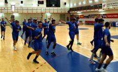 אימון נבחרת ישראל בכדוריד צילום(איגוד הכדוריד)
