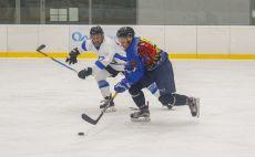 הוקי קרח בשרון צילום(נאור מרק)