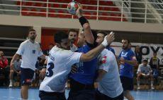 נבחרת ישראל בכדוריד צילום(intime sports photo agency/giannis moisiadis)