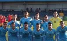 נבחרת הנערים צילום(ההתאחדות לכדורגל)