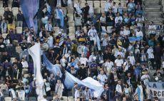 אוהדי נבחרת ארגנטינה בלומפילד צילום(דני מרון)