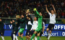 שחקני נבחרת איטליה צילום(Claudio Villa/Getty Images)