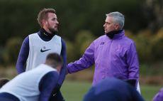 ז'וזה מוריניו, הארי קיין צילום( Tottenham Hotspur FC / Contributor)