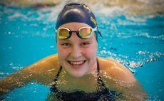 אנסטסיה גורבנקו צילום(גיא יחיאלי, באדיבות איגוד השחייה בישראל)