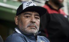דייגו מראדונה צילום(Marcelo Endelli/Getty Images)