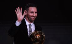 ליאו מסי צילום(FRANCK FIFE/AFP via Getty Images)