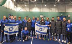נבחרת ישראל בשחייה צילום( איגוד השחייה בישראל)