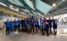 נבחרת ישראל בשחייה צילום(באדיבות איגוד השחייה בישראל)
