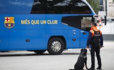 משטרת ברצלונה צילום(Eric Alonso/Getty Images)
