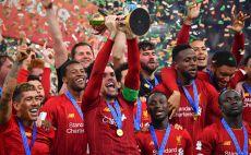 ליברפול חוגגת זכייה באליפות העולם לקבוצות צילום(GIUSEPPE CACACE/AFP via Getty Images)