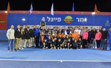 אליפות ישראל בטניס 2019 צילום(אלכס גולדנשטיין)