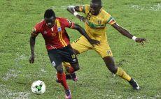 קיזיטו במדי אוגנדה צילום(ISSOUF SANOGO/AFP via Getty Images)