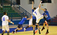 ישראל מול קפריסין צילום( באדיבות התאחדות הכדוריד בקפריסין - Marinos Markides)