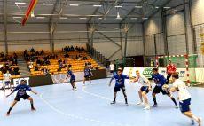 נבחרת ישראל נגד פינלנד צילום(דורון בן עטיה, איגוד הכדוריד)