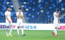 שחקני מ.ס אשדוד מאוכזבים צילום(מאור אלקסלסי)