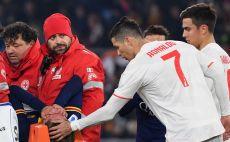ניקולו זאניולו נפצע צילום(ANDREAS SOLARO/AFP via Getty Images)