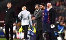 ארנסטו ואלוורדה, ליאו מסי צילום(Alex Caparros/Getty Images)