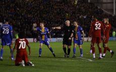 שרוסברי נגד ליברפול צילום(Richard Heathcote/Getty Images)