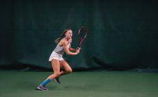 לינה גלושקו צילום(איגוד הטניס הפיני)