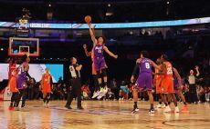 משחק הכישרונות, NBA 2020 צילום(Jonathan Daniel/Getty Images)