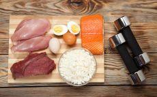 המאכלים שיעזרו לכם לפתח שרירים צילום(SHUTTERSROCK)