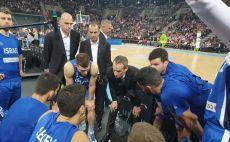 נבחרת ישראל בכדורסל צילום(איגוד הכדורסל)
