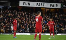 שחקני ליברפול צילום(JUSTIN TALLIS/AFP via Getty Images)