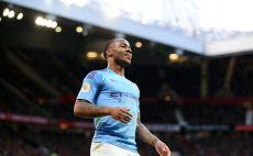ראחים סטרלינג צילום( Matt McNulty - Manchester City / Contributor)