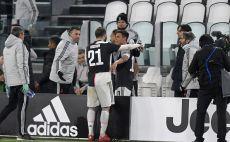 פאולו דיבאלה, גונסאלו היגוואין צילום( Filippo Alfero - Juventus FC / Contributor)
